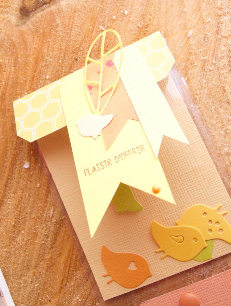 Pocket letter