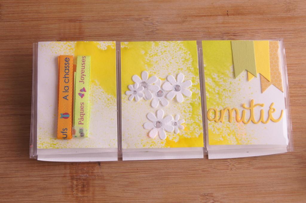 Pocket Letter printemps