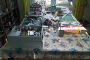 Notre table de scrap